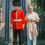 Anthony at Buckingham Palace