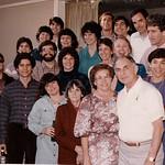 Anthony's 65th Birthday Party; Family shot