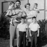 Formosa family v5; 4 children in the yard at 79 LV