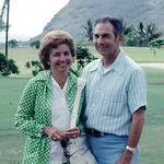Pat and Anthony in Hawaii