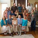 Pat's 90th; Pete's kids, grandkids, Cheryl, Paul, Sally