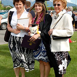 Three generations of nurses; Pat, Fran, Becca