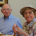 65th Anniversary; Anthony and Pat
