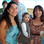 Emily, Naomi, and Jessica