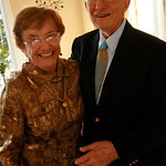 Pat and Anthony at the 90th Bday bash