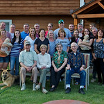 Weisel-McGarr Reunion; Group Picture