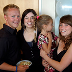 Chad, Sarah, Kira, Becca